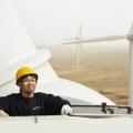 Китайская провинция неделю прожила на возобновляемой энергии