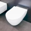 Тонкое сиденье для унитаза в коллекции iCon Slim