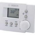 Особенности работы датчика наружной температуры на котлах Bosch