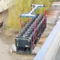 Оборудование LESSAR на предприятии космической промышленности