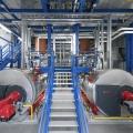 Двухуровневая котельная Bosch заводе Bionorica