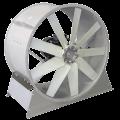 Осевой вентилятор серии ВО и ВОп