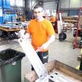 «Данфосс» начал изготовление пластин из титана