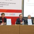 Материалы конференции: Тепловые насосы. Стимулирование и внедрение в мире и РФ
