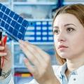 Стоимость высокоэффективных солнечных панелей в 2017 году упала на 37%