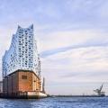 Эльбская филармония подняла над Гамбургом свои архитектурные паруса, чтобы покорить мир музыки. (Фото: Эльбская филармония © Thies R?tzke)