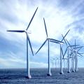 Ветровая энергетика взлетает, ископаемые виды топлива выживают на субсидии.