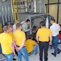 Первое обучение на заводе Viessmann в Липецке