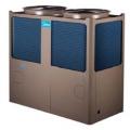 Модульные чиллеры Midea с воздушным охлаждением