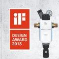 BWT получил международную награду - iF DESIGN AWARD 2018