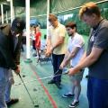Geberit провел мероприятие в гольф-клубе для проектировщиков