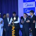 Midea строит технопарк в Индии