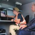 Телеинспекционный робот предотвратил аварию