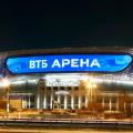 Насосное оборудование WILO для «ВТБ Арена Парк»