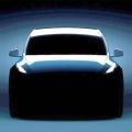 Tesla представила новый кроссовер Model Y