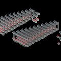 ТЕСЕ разработала семейства трубопроводов ТЕСЕflex, ТЕСЕlogo, ТЕСЕfloor для Autodesk Revit