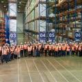 Компания Viega открыла свой первый склад в России