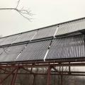 Самая мощная на Дальнем Востоке установка из солнечных коллекторов
