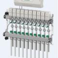 Система управления панельным отоплением и холодоснабжением