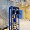 Бустерная установка для системы внутреннего водоснабжения