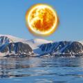 Нацпарк 'Русская Арктика' от солнечных батарей