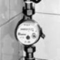 К 2005 году в домах появятся счетчики учета холодной воды
