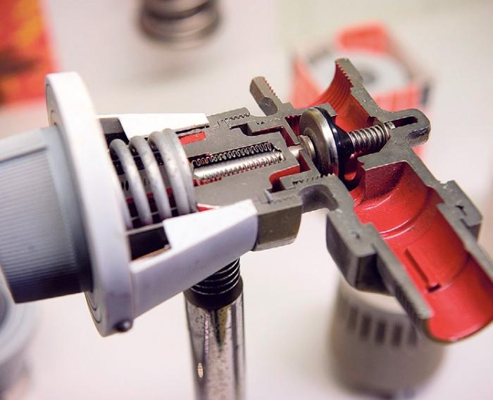 Терморегуляторы Danfoss Инструкция