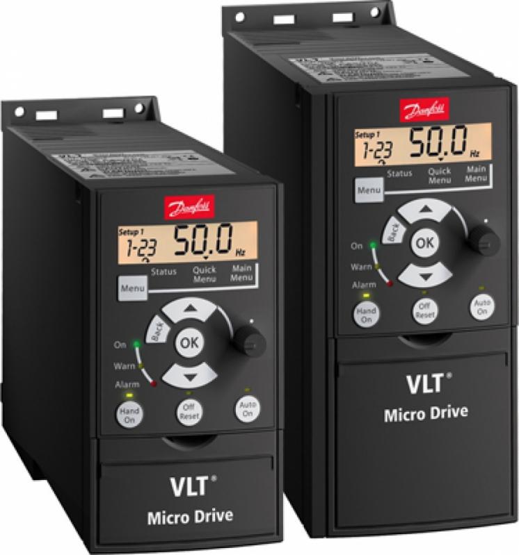 Danfoss Vlt 2000 руководство - фото 4